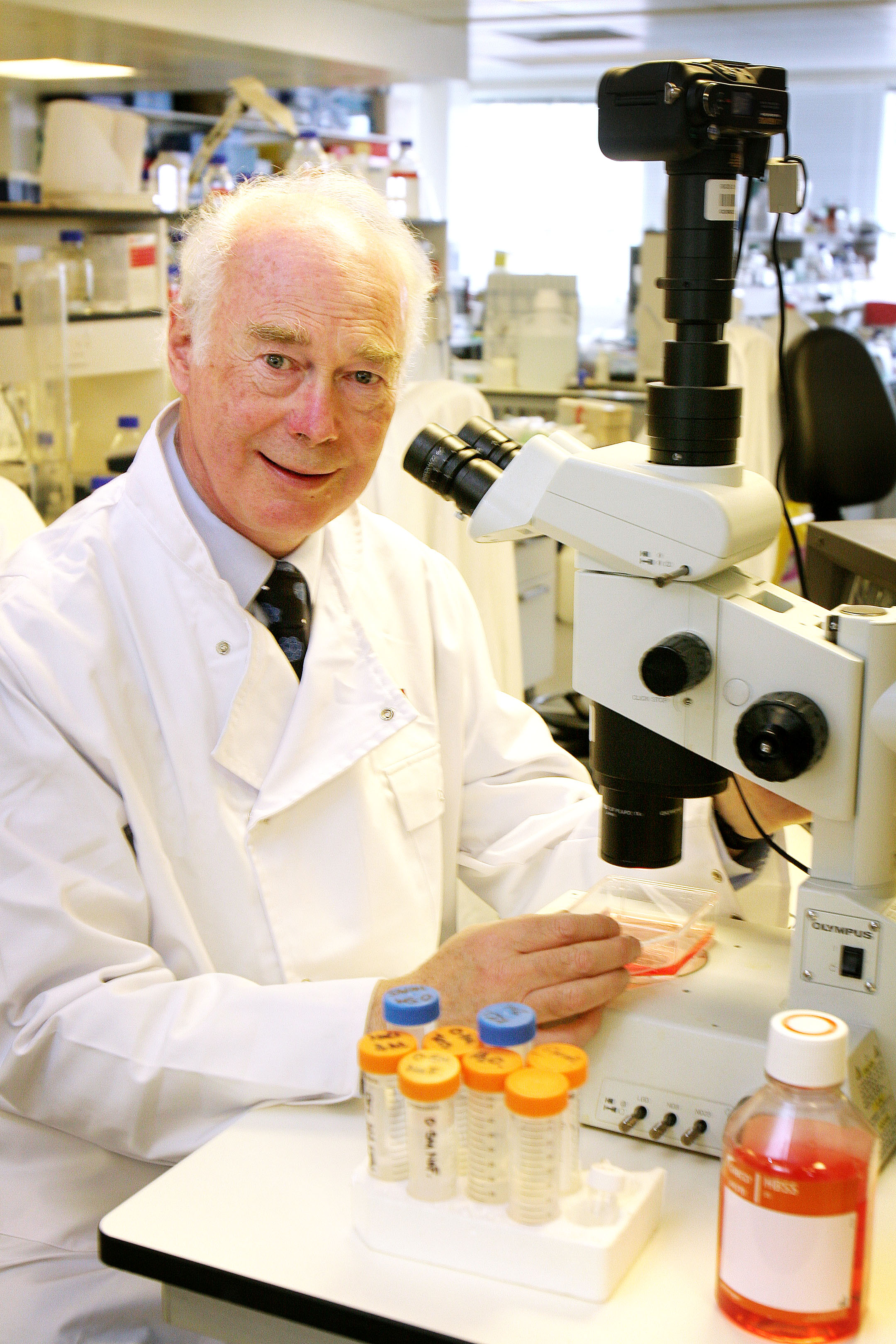 Evans in October 2007
