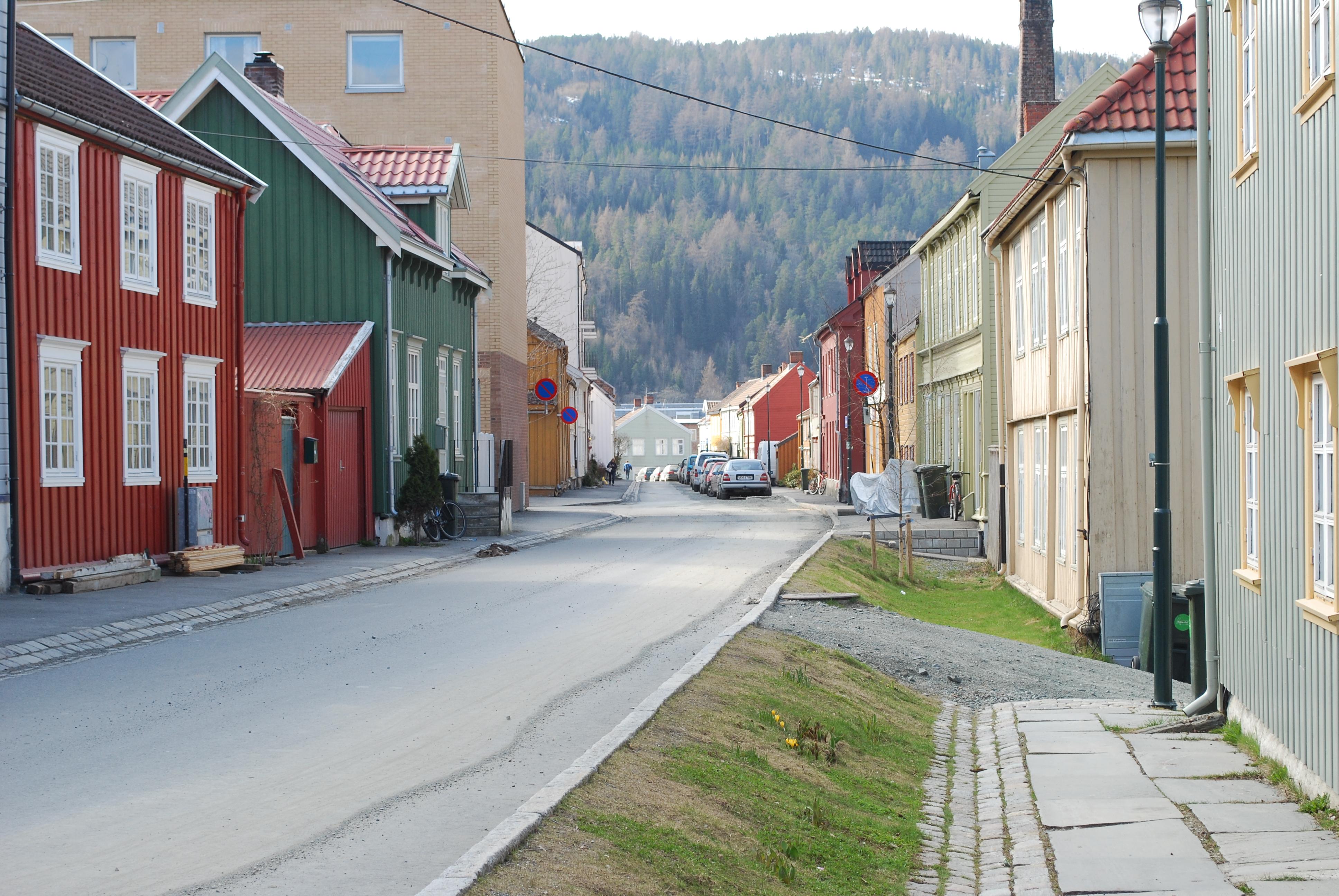 Politiet etterlyser mann etter skyting i Trondheim