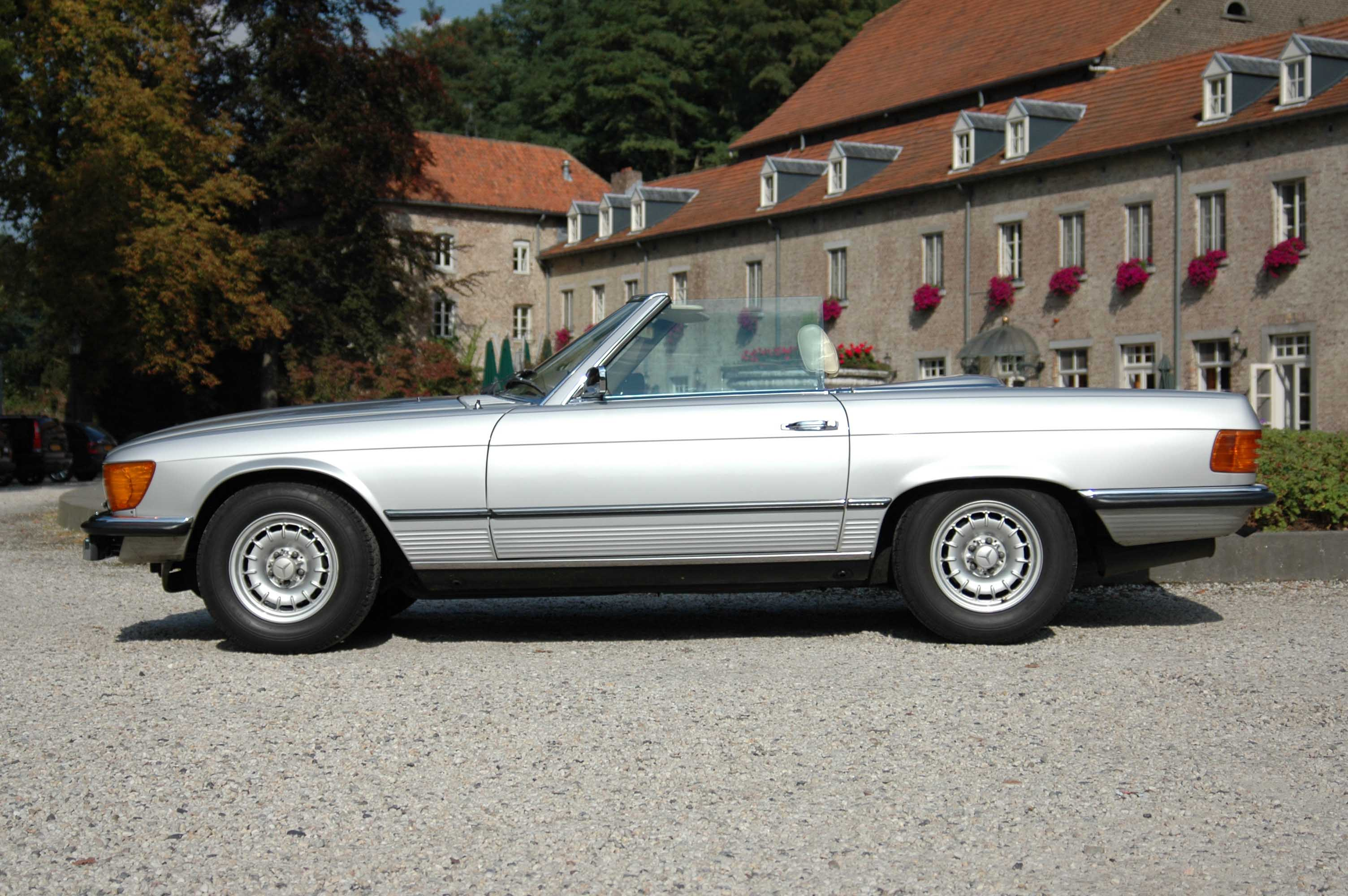 File mercedes benz 450sl wikimedia commons for Mercedes benz sl 450