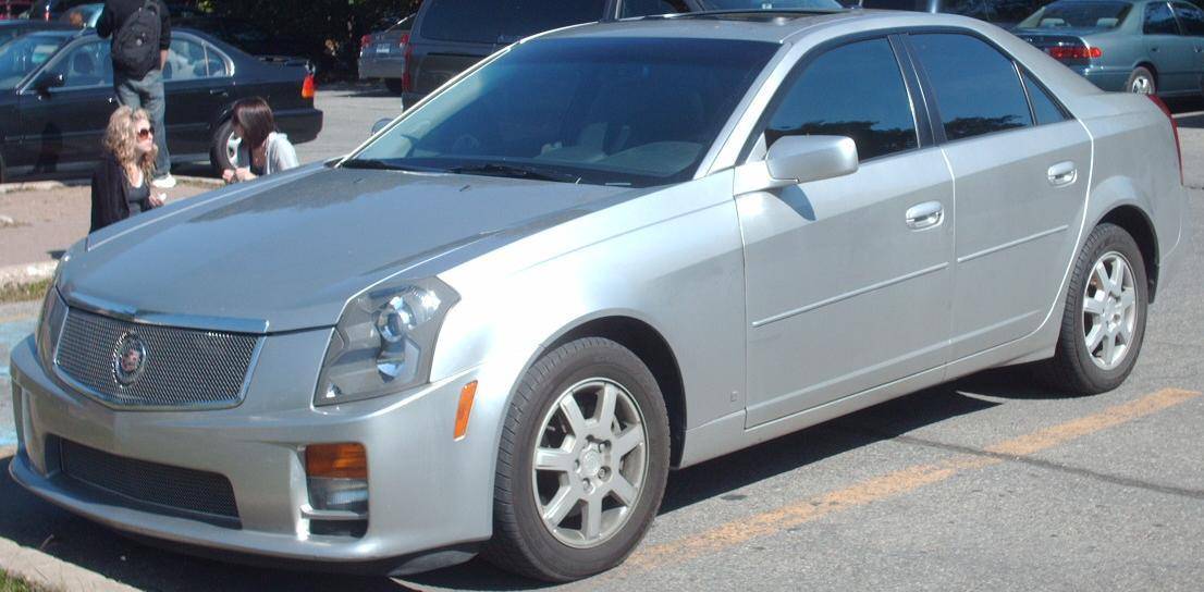File:Modified '06-'07 Cadillac CTS.JPG - Wikimedia Commons