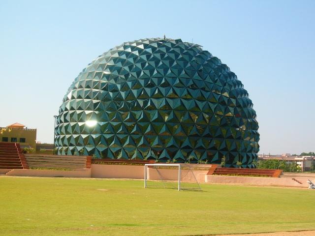 Multiplex in the Infosys campus at Mysore