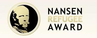 Nansen Refugee Award award