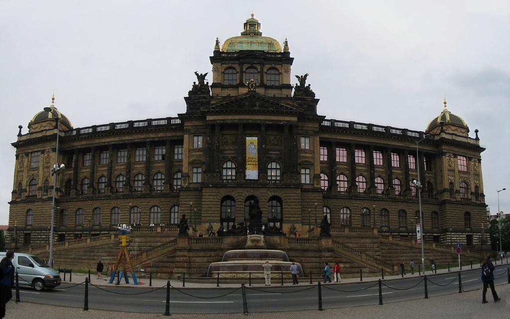 wiki National Museum (Prague)