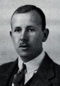 Niels-Henrik Kolderup Norwegian politician, geologist and professor