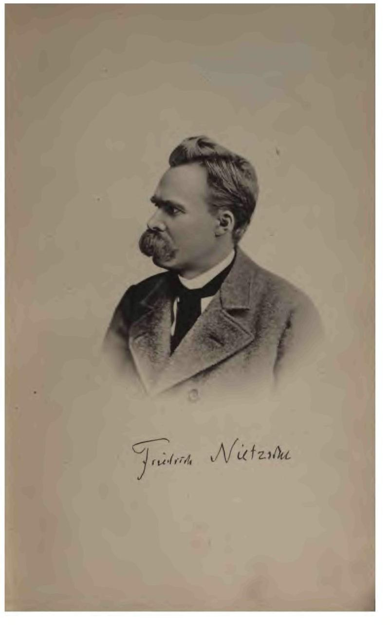Friedrich Nietzsche The Natural History Of Morals Themes