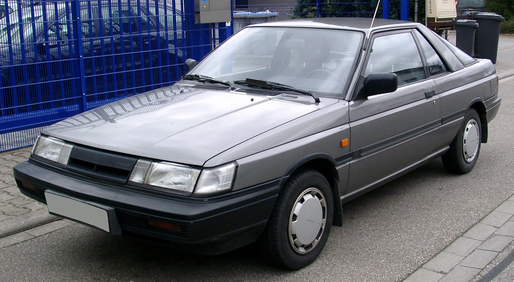 Nissan Sunny B Front