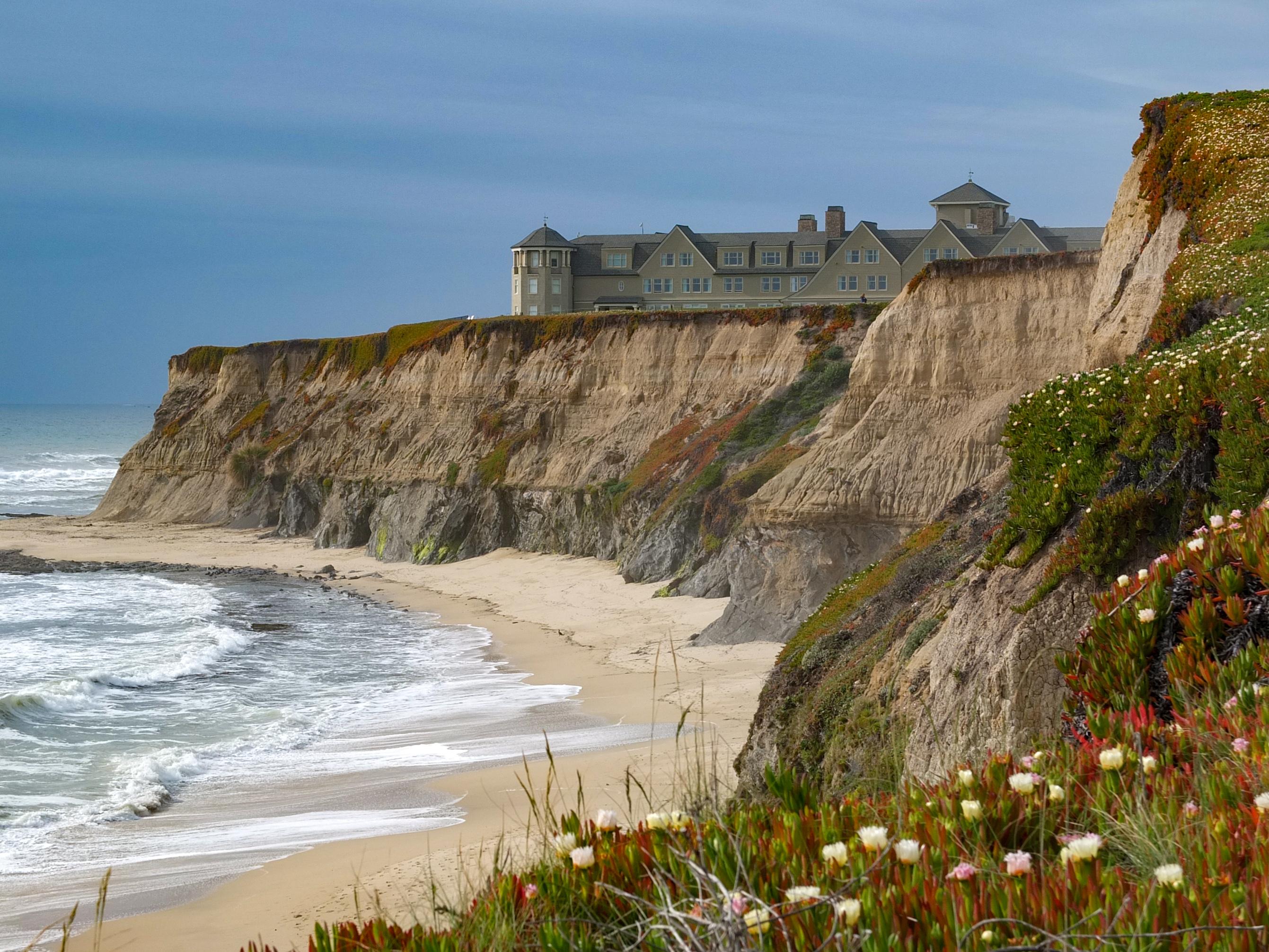 File Norcal2018 Beach And Cliff At Ritz Carlton Half Moon Bay S0675078 Jpg