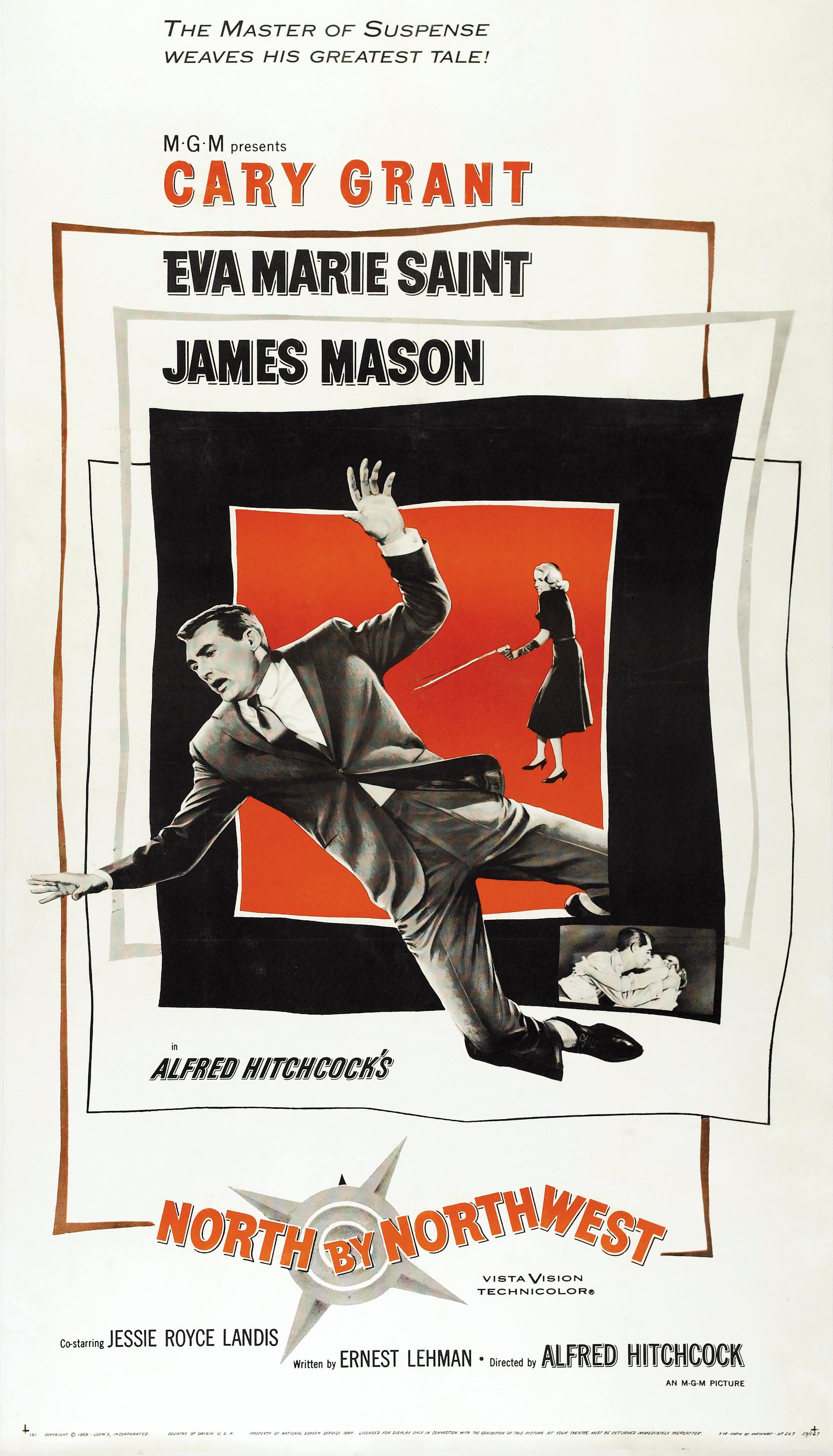 North by Northwest full movie (1959)