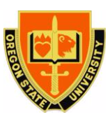Oregon State University Army ROTC