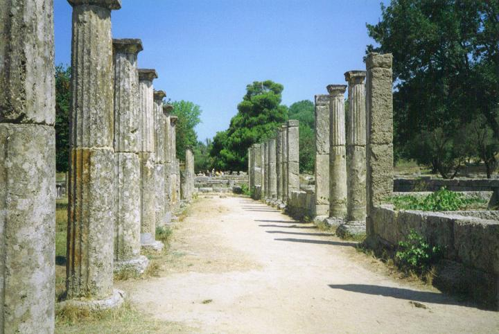 Olympia greece travel guide at wikivoyage for Spartan 6 architecture
