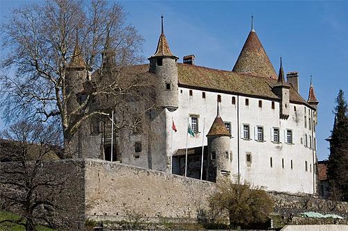 Oron-le-Chatel