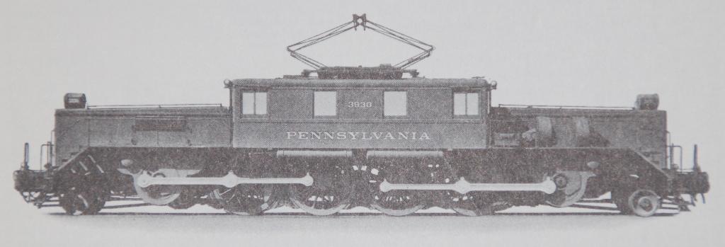 Metric To Standard >> Pennsylvania Railroad class L5 - Wikipedia