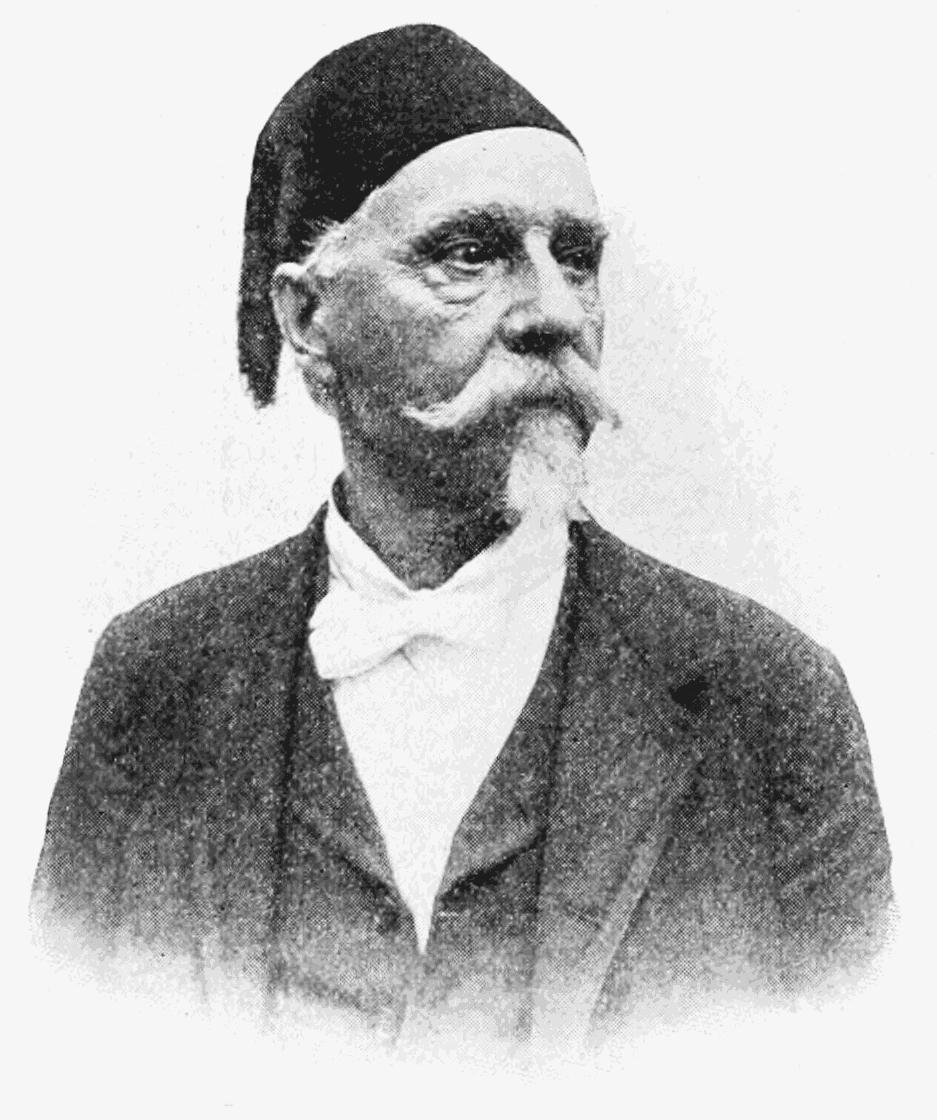 Image of Henry Ulke from Wikidata