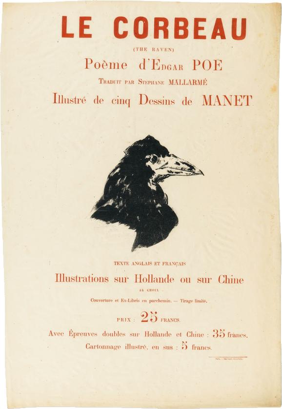 Le Corbeau Poème Wikipédia