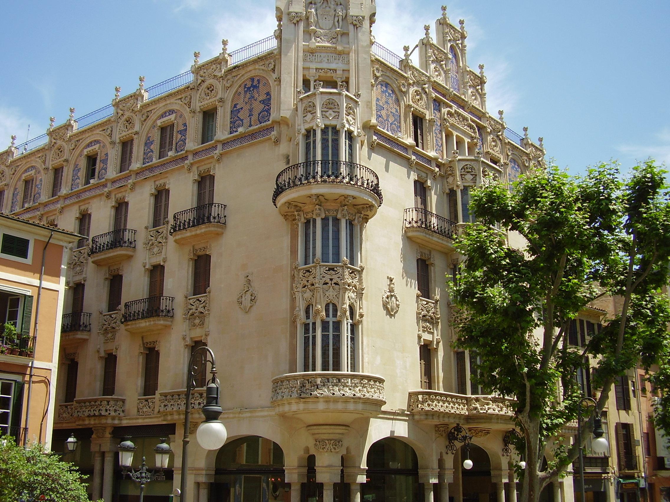 gran hotel palma de mallorca wikiwand