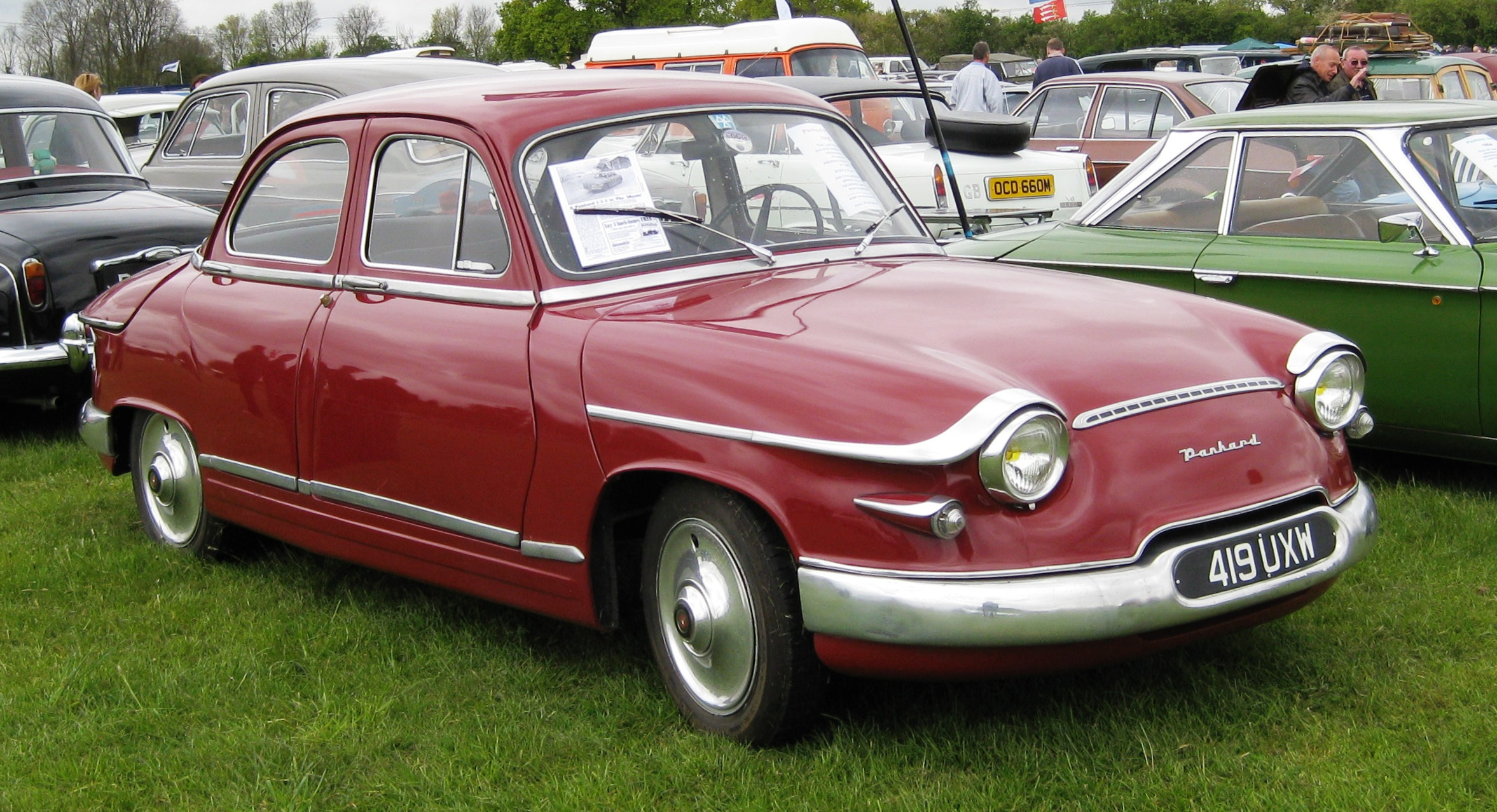 Panhard Pl Cars For Sale