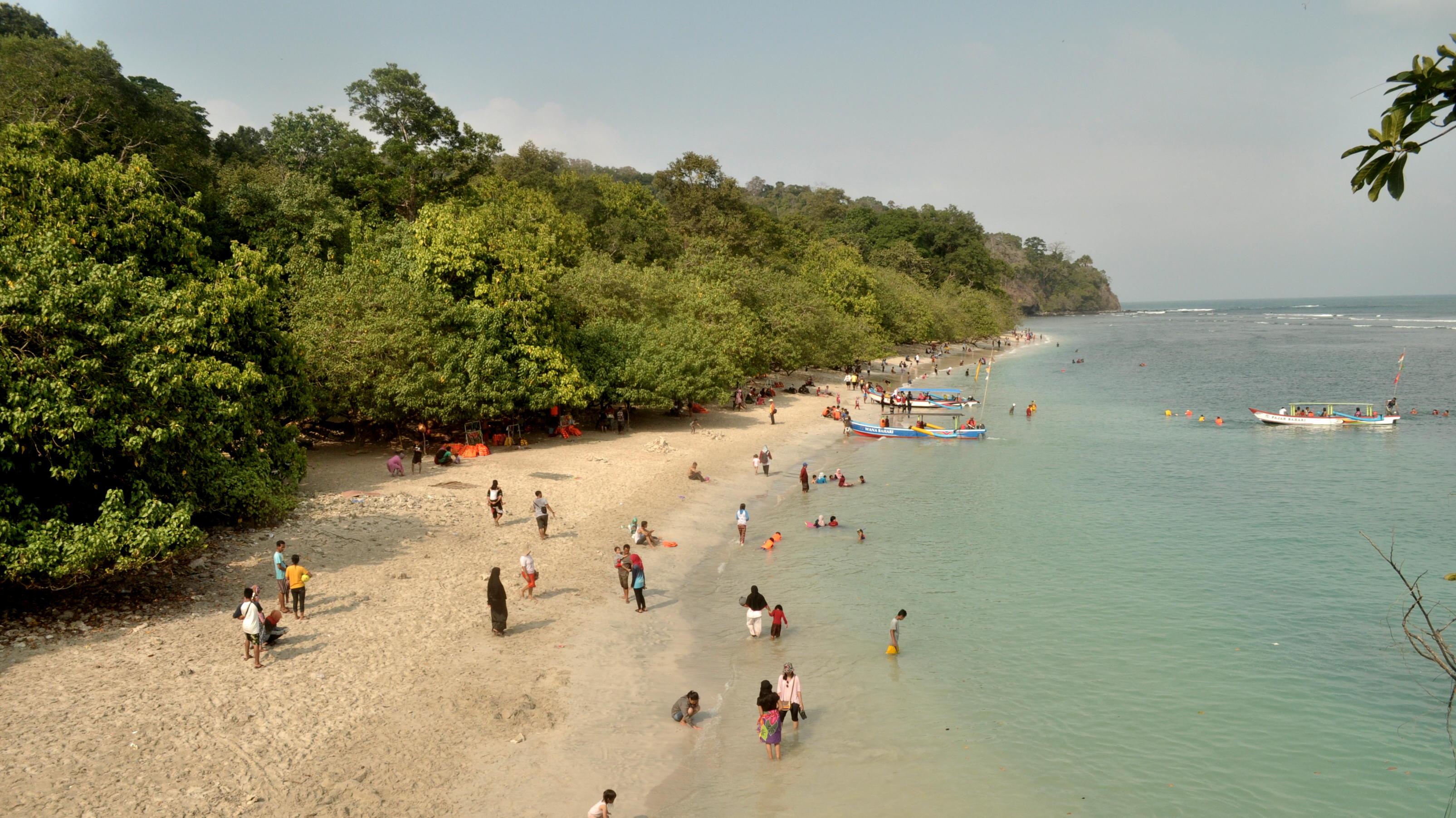 Pantai Pangandaran Wikipedia Bahasa Indonesia