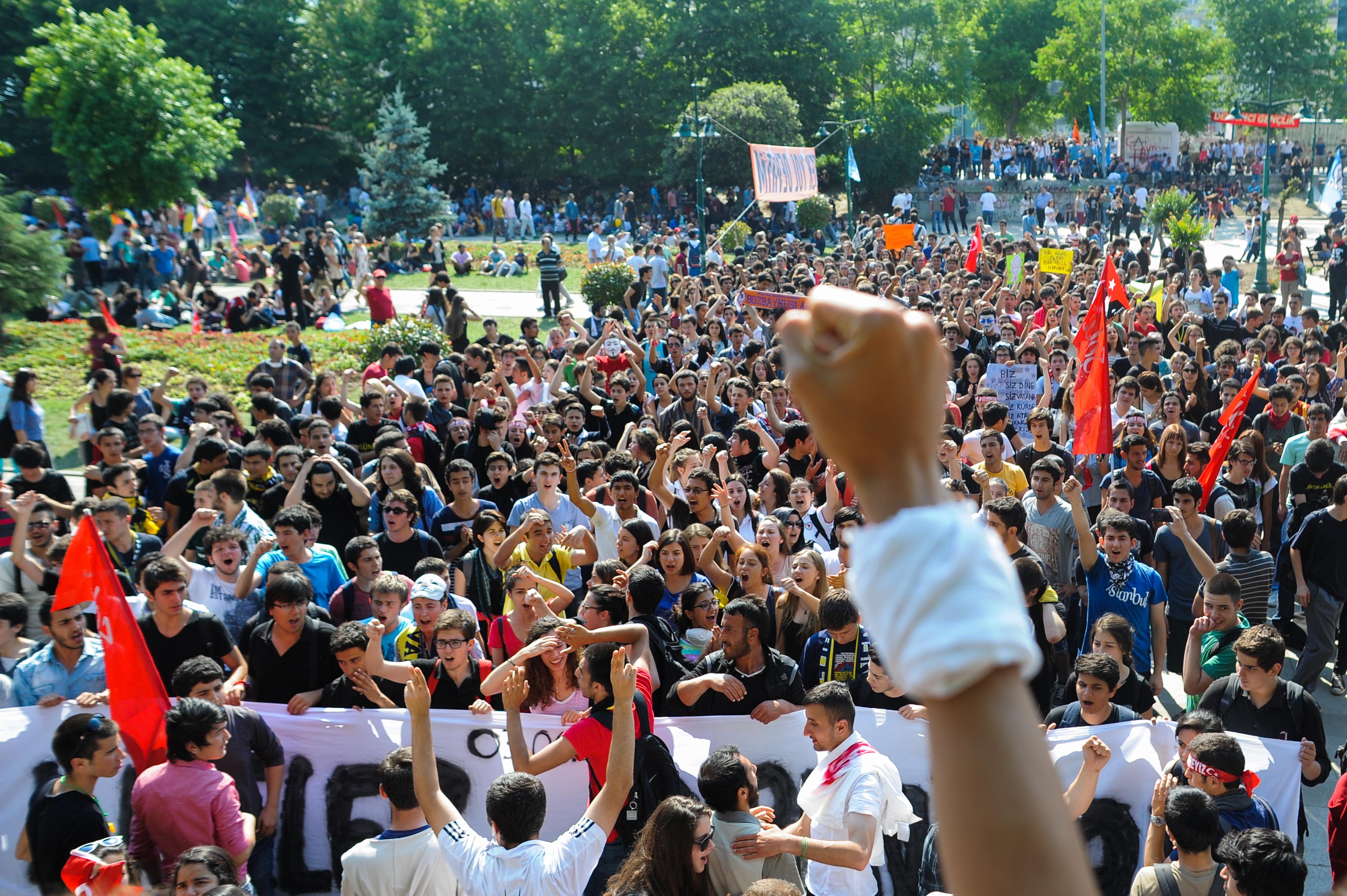 File:Peaceful daytime demonstrations in Taksim park. Events of June 3, 2013-6.jpg - Wikimedia ...