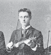 Petrowitsch Bissing was an instructor of vibrato method on the violin and published a book titled Cultivation of the Violin Vibrato Tone. Peter Bissing.png