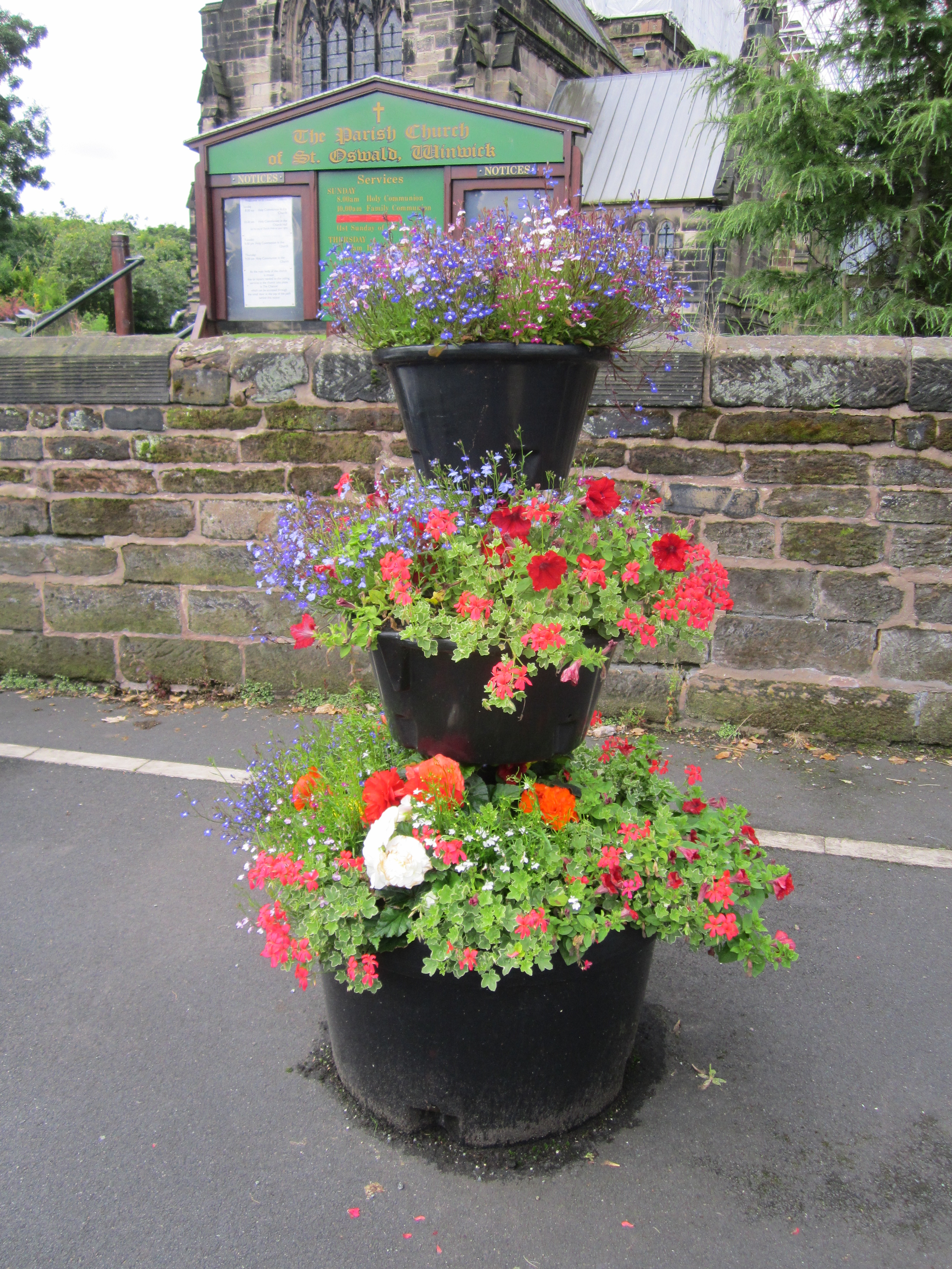 File:Planters at Winwick, Cheshire (29).JPG - Wikimedia Commons on garden yard spinners, garden pools, garden pots, garden plants, garden steps, garden walls, garden ideas, garden trellis, garden vegetable garden, garden arbors, garden seeders, garden beds, garden accessories, garden tools, garden bench, garden boxes, garden patios, garden urns, garden art, garden shrubs,