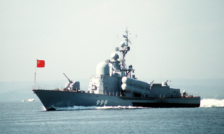 Ракетный катер проекта 12411М ВМС СССР