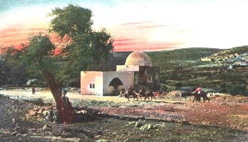 File:Rachel's Tomb c1910.jpg