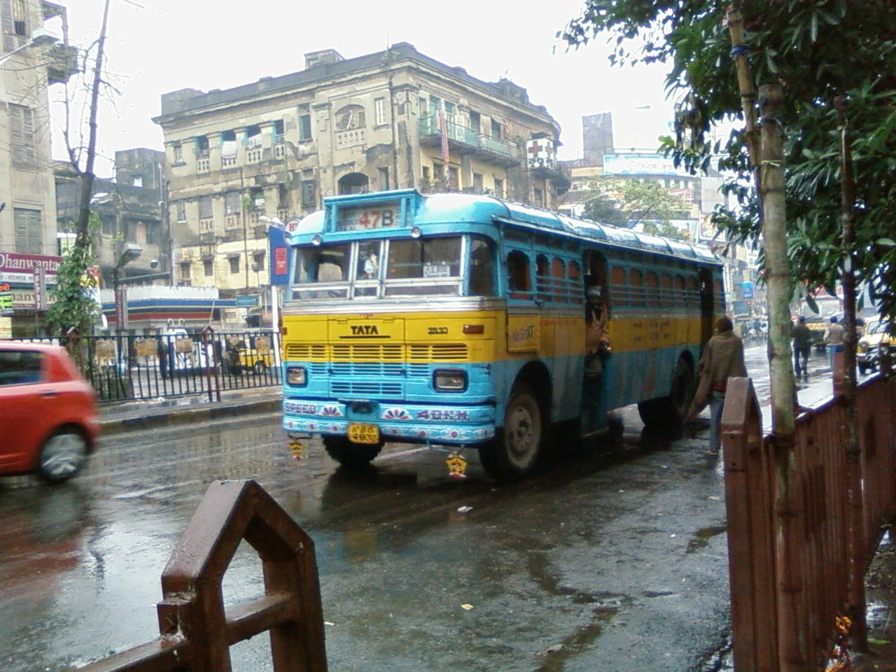 Veřejná doprava v Kalkatě