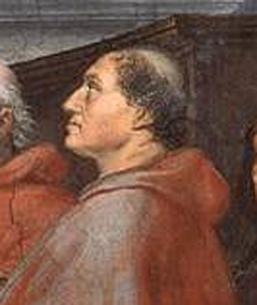 Raphael - Mass at Bolsena - Cardinal Raphaele Riario.jpg
