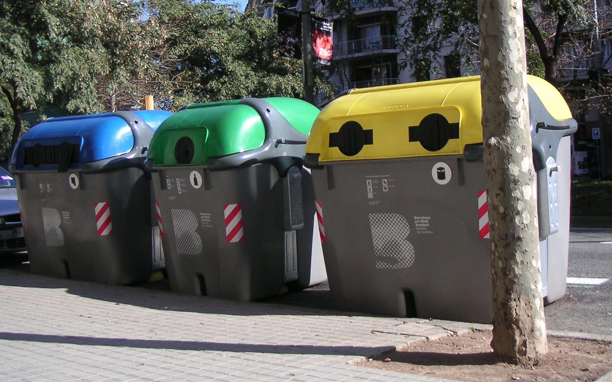 a3346d33f9e Recogida selectiva de basura - Wikipedia, la enciclopedia libre