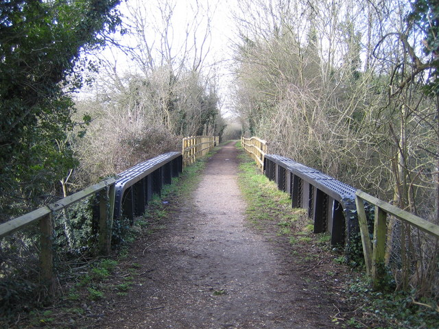 Redbourn, The Nicky Line - geograph.org.uk - 143068
