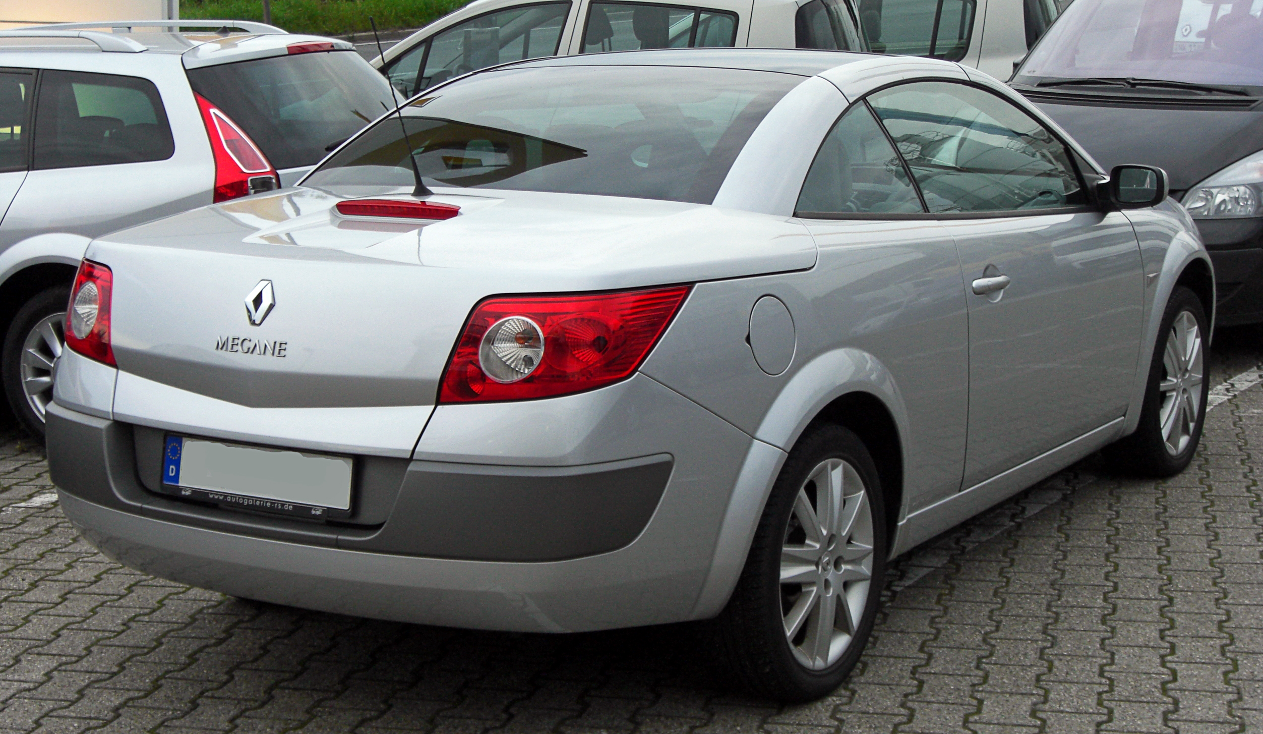 File Renault Megane Cc Rear Jpg Wikimedia Commons