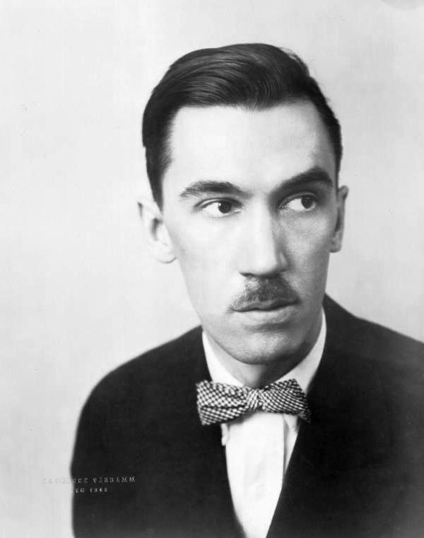 Robert E. Sherwood in 1928