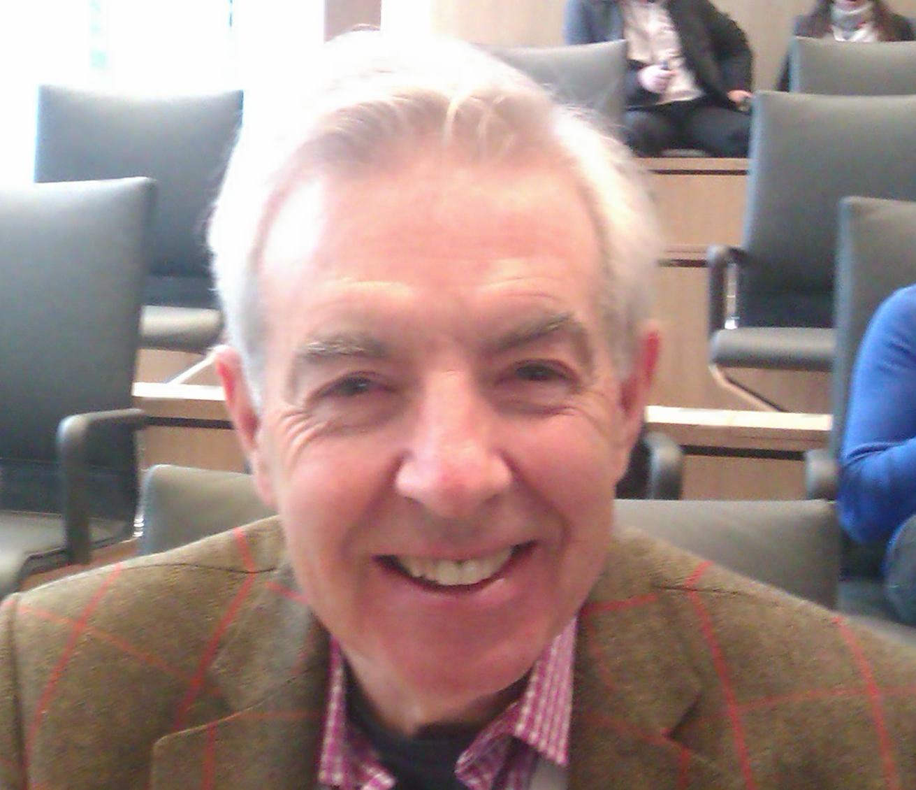 image of Robin Murray