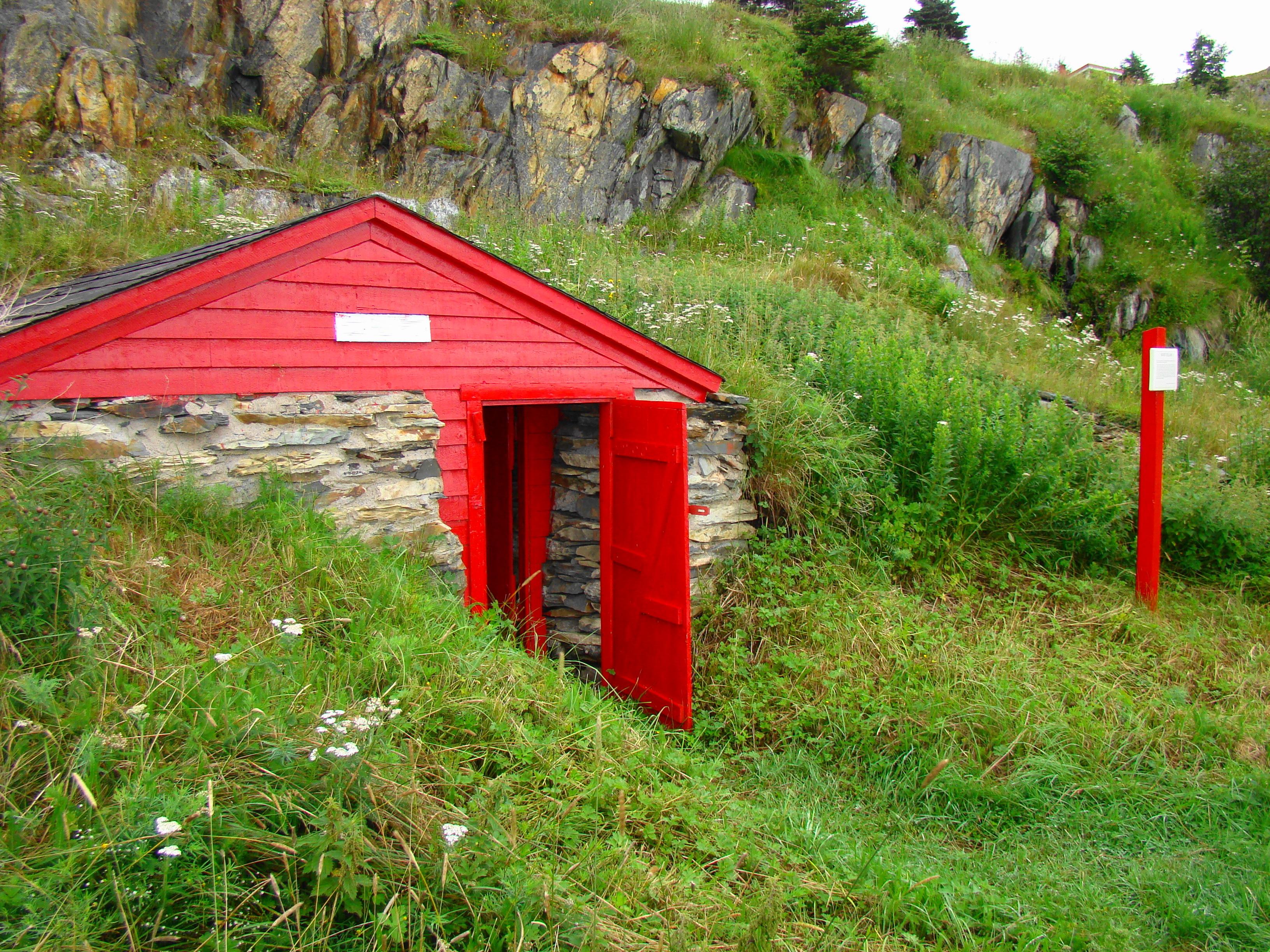FileRoot Cellar At Bay Roberts NewfoundlandJPG Wikimedia Commons
