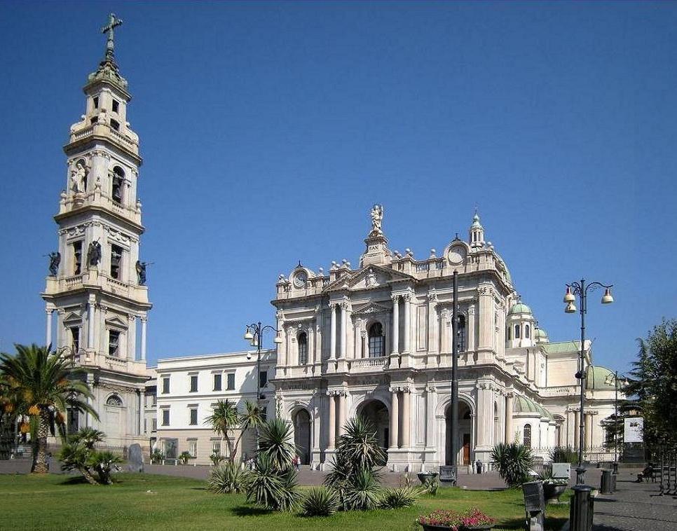 Santuario della Beata Vergine del Rosario di Pompei - Wikipedia