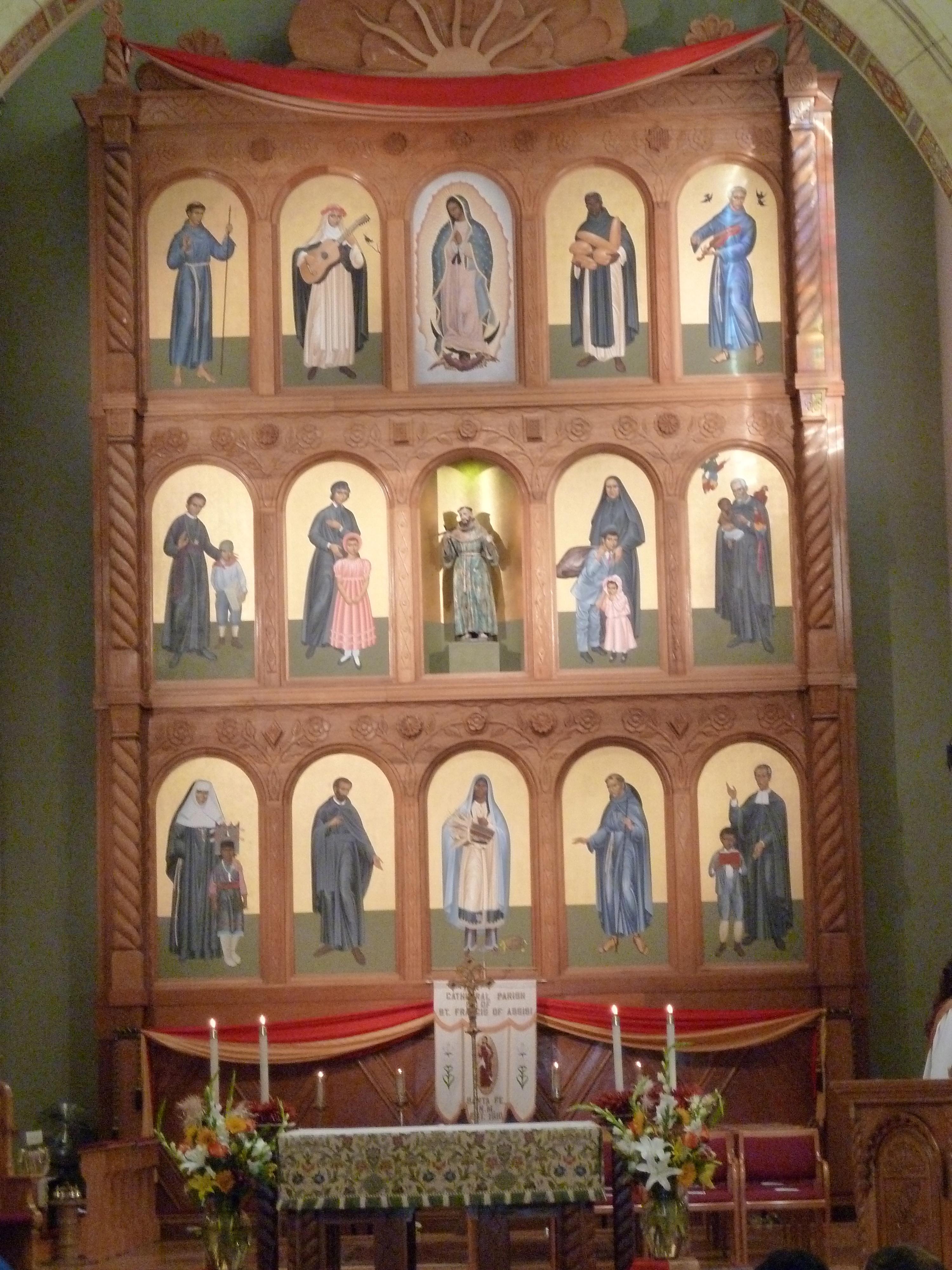 Santa fe catholic