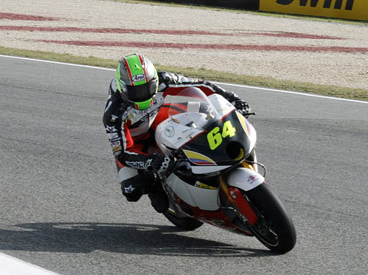 Hernández at the [[2011 Portuguese motorcycle Grand Prix|2011 Portuguese Grand Prix]]