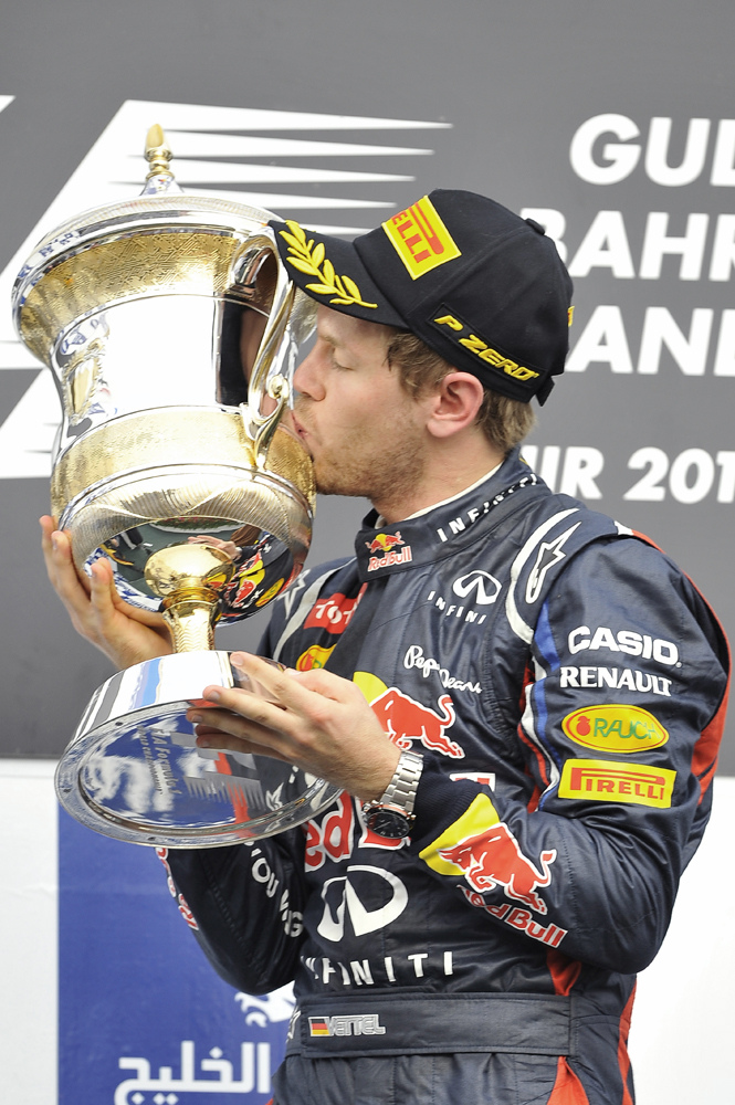 Vettel Weltmeistertitel