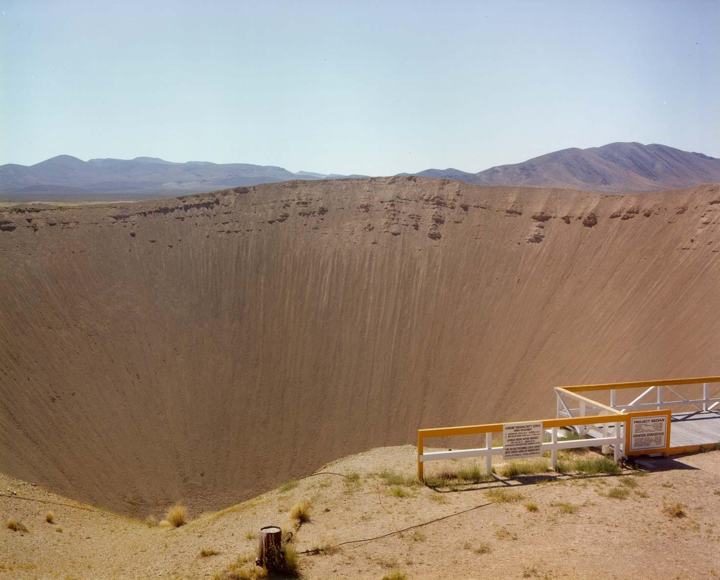 Mercury Nevada Test Site Tours