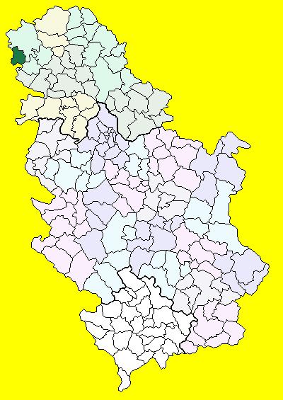 apatin karta srbije Apatini vald   Vikipeedia, vaba entsüklopeedia apatin karta srbije