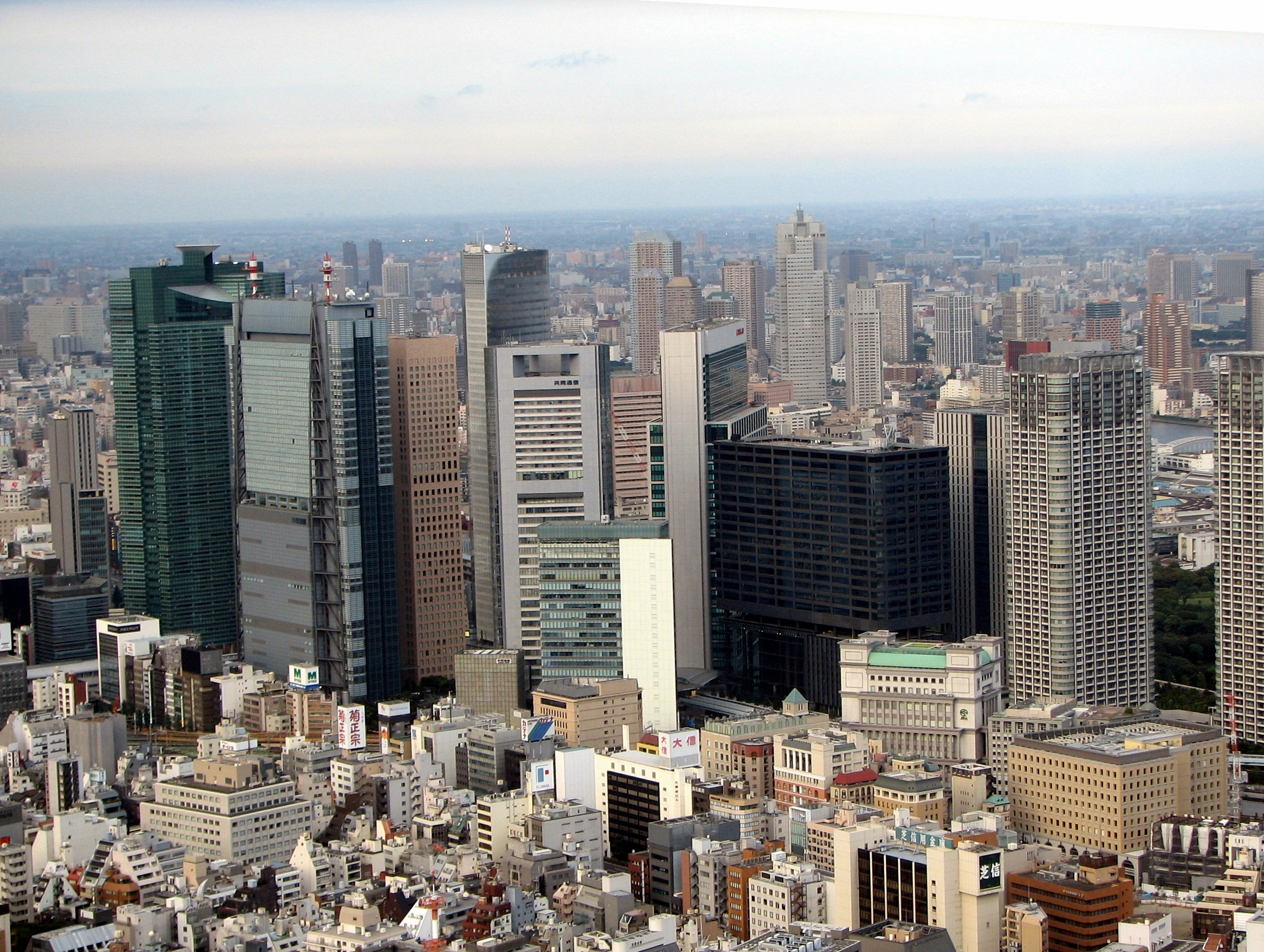 Shiodome_Area_from_Tokyo_Tower.jpg