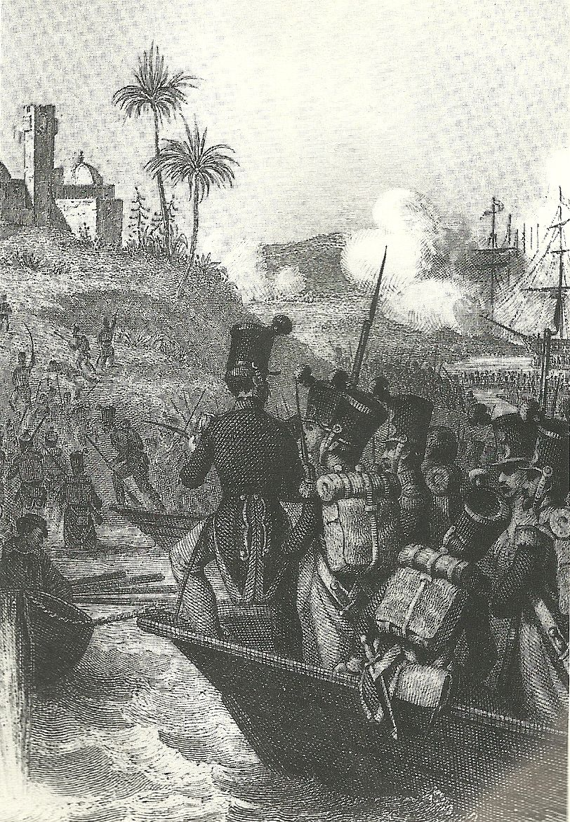 Sidiferuch landing 1830