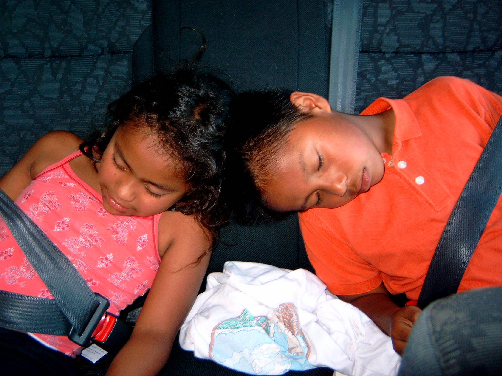 Beschrijving slapende kinderen