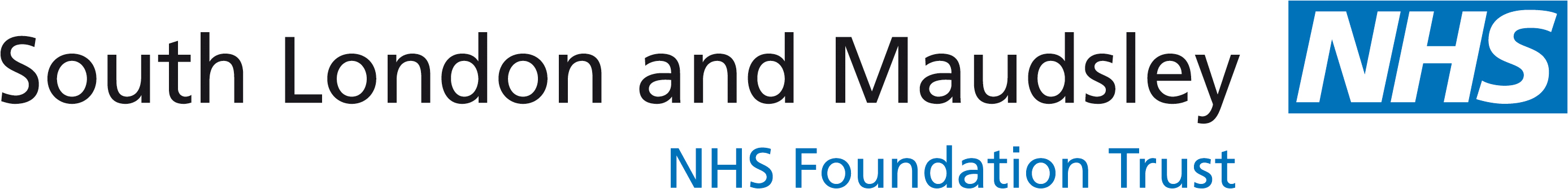 File:South London and Maudsley NHS Foundation Trust logo ...