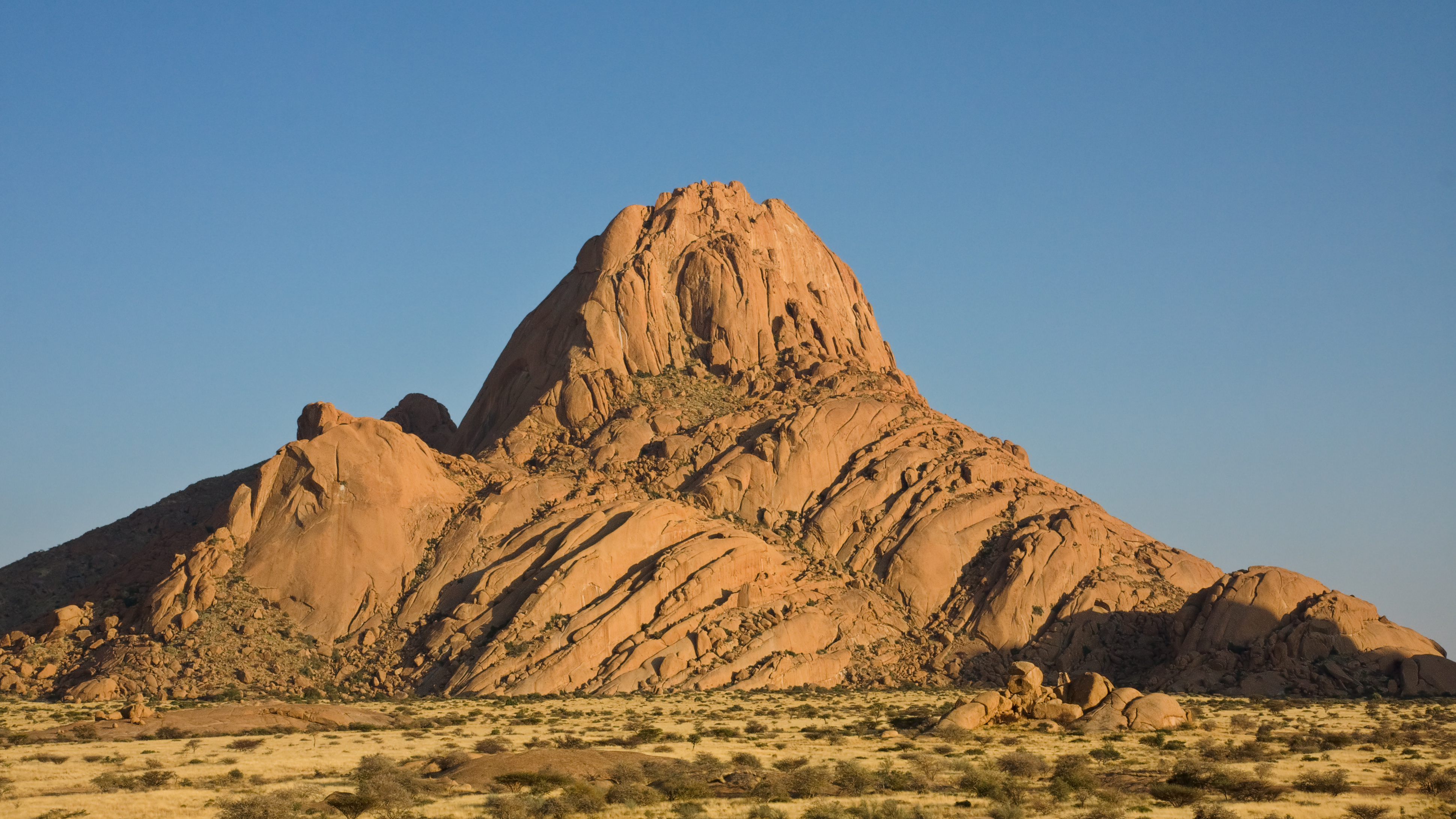Spitzkoppe Namibia Mountain Map