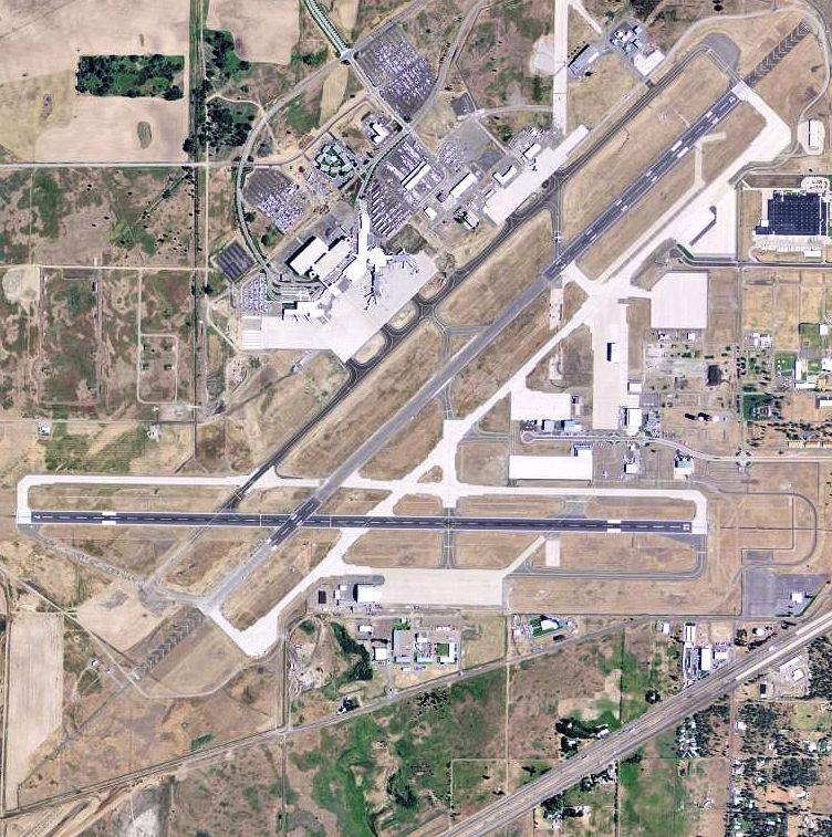 Spokane International Airport Car Rental
