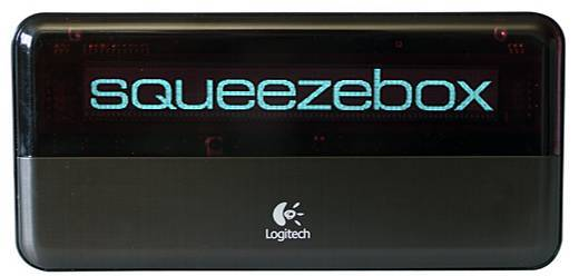 Squeezebox (network music player) - Wikipedia
