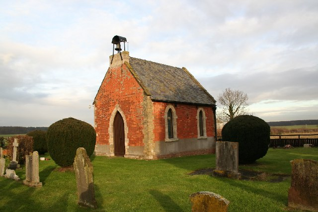 St.Andrew's church, Apley - geograph.org.uk - 93748