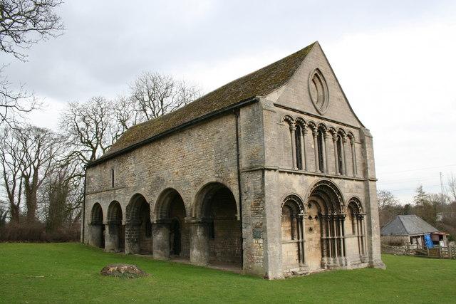 St Leonard S Priory Stamford Wikipedia