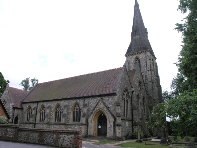 St. Mary the Virgin, Caterham - geograph.org.uk - 31127